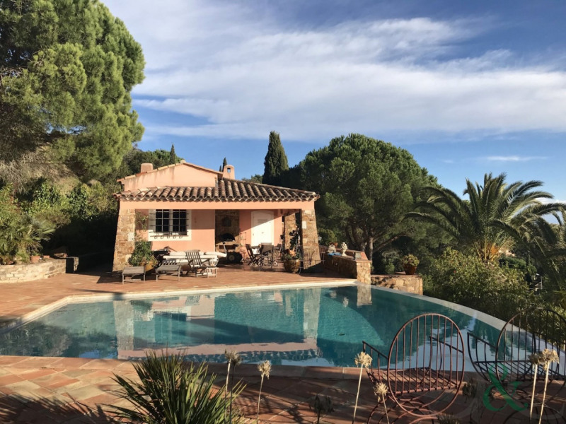Deluxe sale house / villa Rayol canadel sur mer 1990000€ - Picture 2