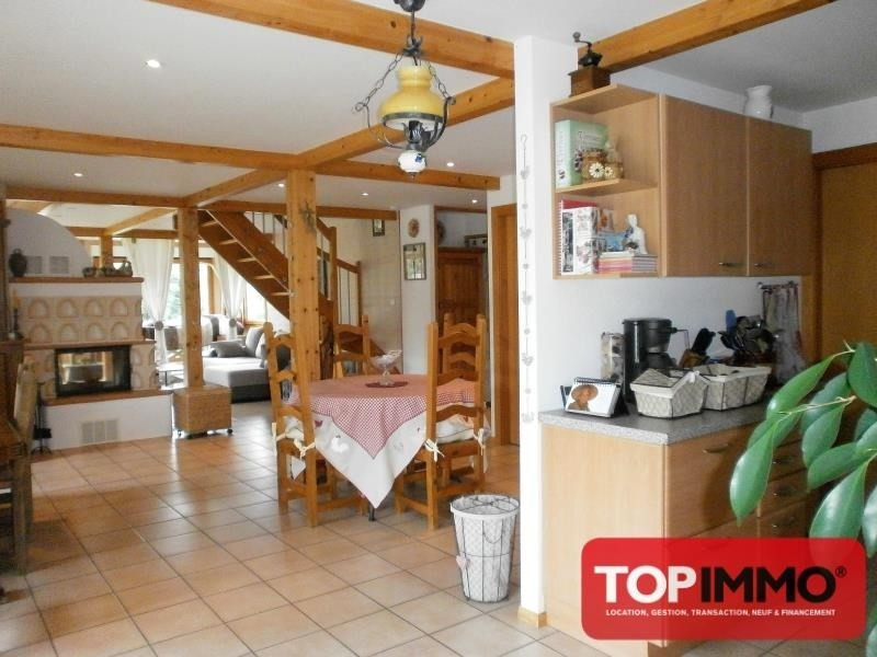 Sale house / villa Labaroche 435000€ - Picture 4