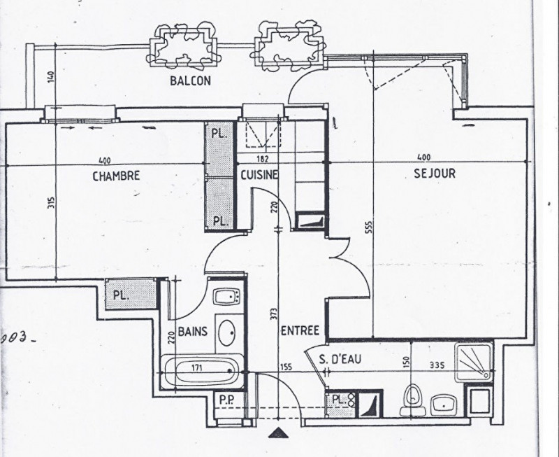 Vendita nell' vitalizio di vita appartamento Levallois perret 179000€ - Fotografia 4