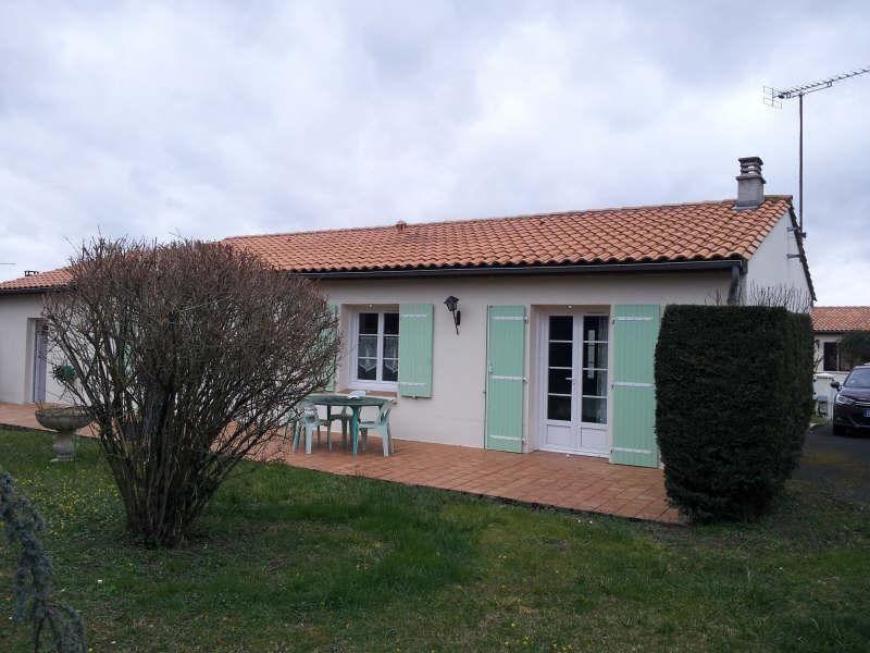 Vente maison / villa Saint-yrieix-sur-charente 171200€ - Photo 5