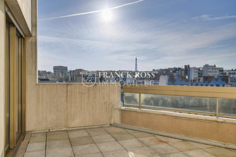 Alquiler  apartamento Paris 17ème 3930€ CC - Fotografía 9