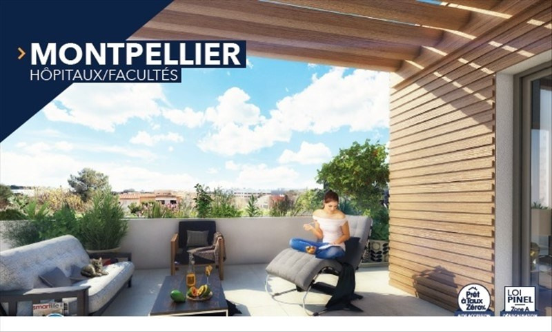 Vente appartement Montpellier 390 000€ - Photo 2