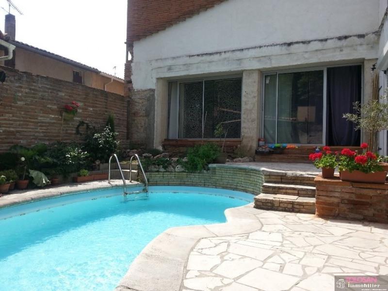 Produit d'investissement maison / villa Baziege 389000€ - Photo 1