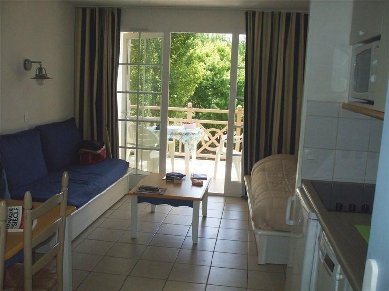 Revenda apartamento Talmont st hilaire 70800€ - Fotografia 3
