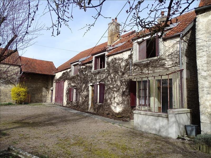 Vente maison / villa Leuglay 49500€ - Photo 2