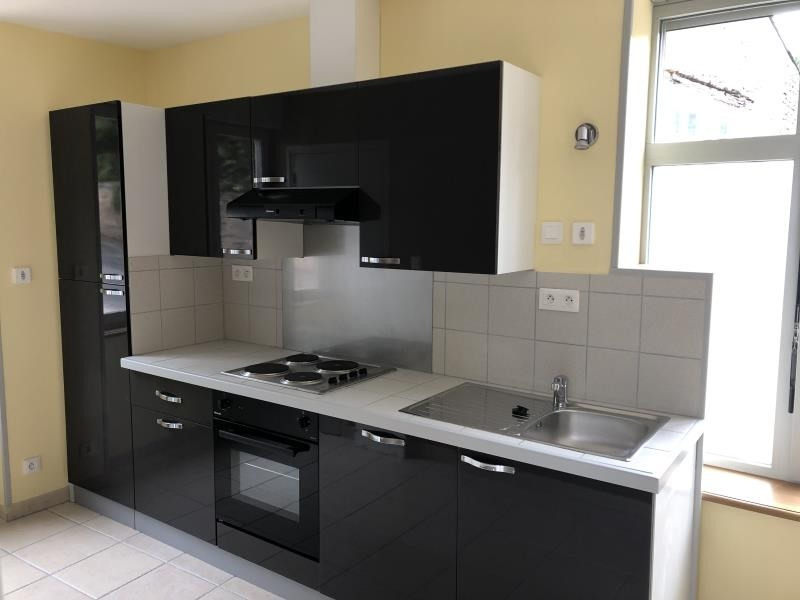 Rental apartment St benoit 530€ CC - Picture 3
