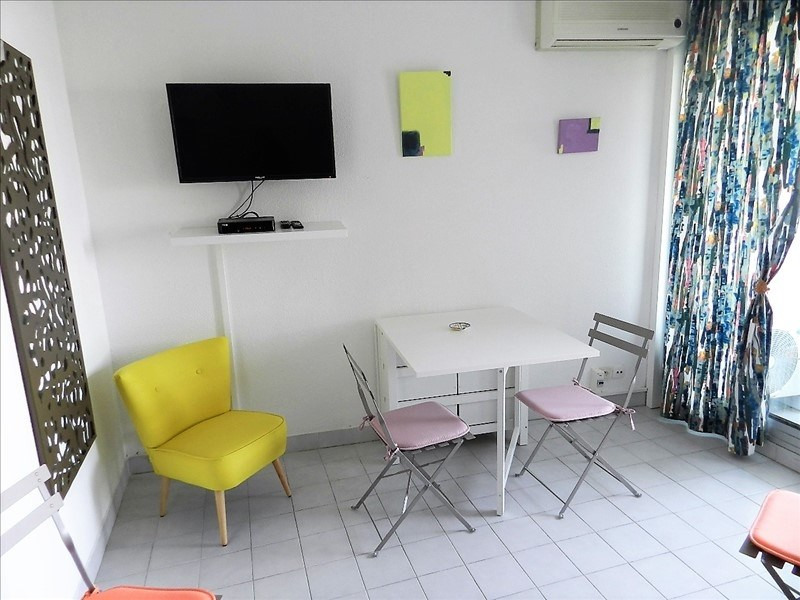 Location appartement La grande motte 580€ CC - Photo 2