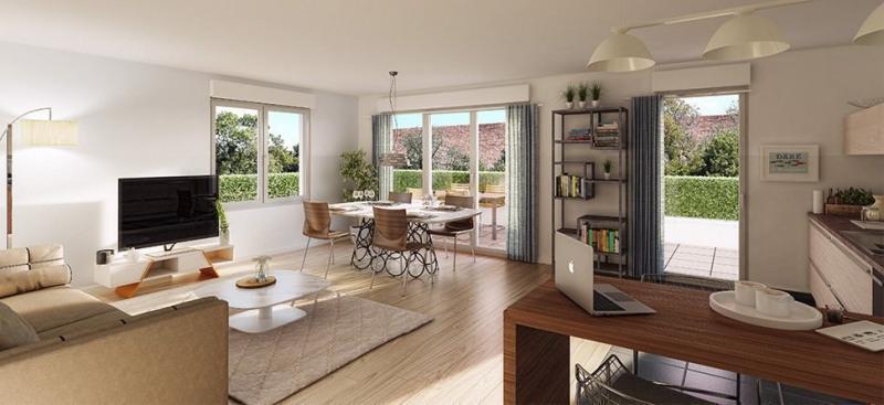 Vente maison / villa L'isle-adam 571000€ - Photo 1