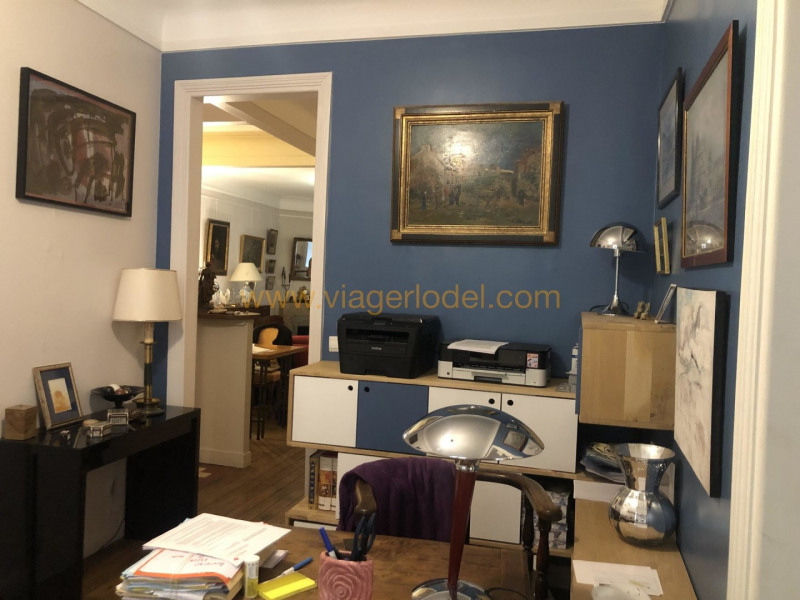 Viager appartement Paris 20ème 105 000€ - Photo 4