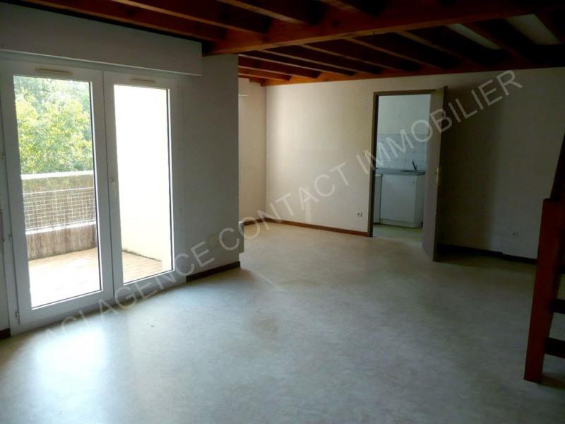 Rental apartment Mont de marsan 530€ CC - Picture 1
