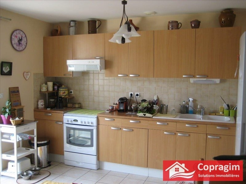 Rental house / villa Brannay 590€ CC - Picture 2