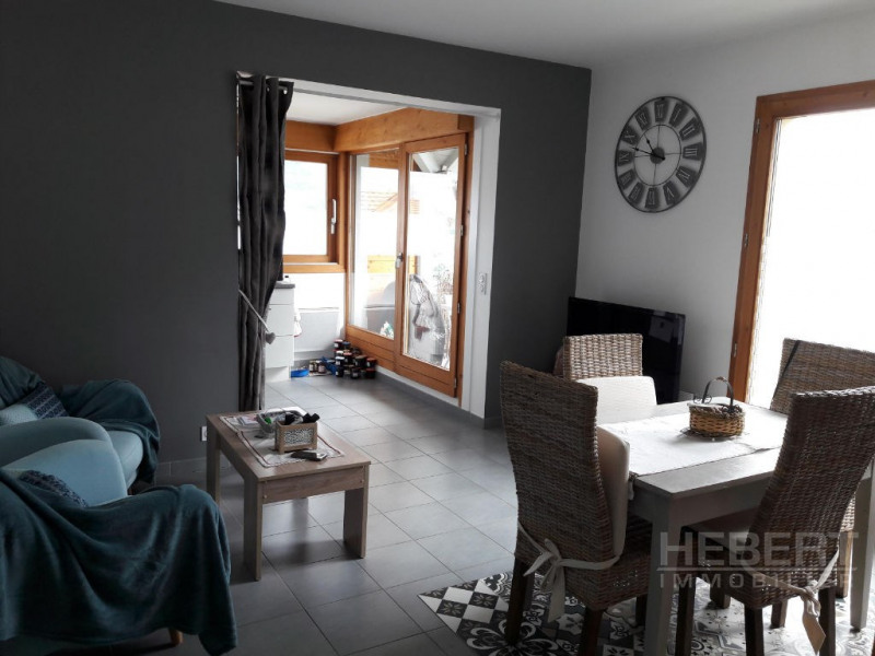 Rental apartment Sallanches 656€ CC - Picture 4