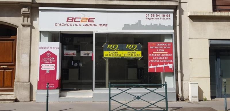 Location local commercial Asnieres sur seine 916€ CC - Photo 1