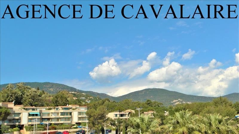 Investment property apartment Cavalaire sur mer 96 500€ - Picture 1