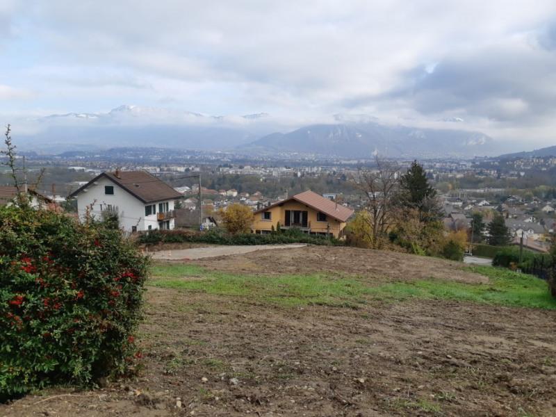 Venta  terreno Poisy 425000€ - Fotografía 4