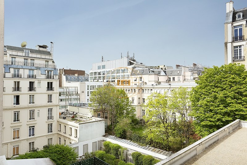 Deluxe sale apartment Paris 8ème 446 000€ - Picture 1