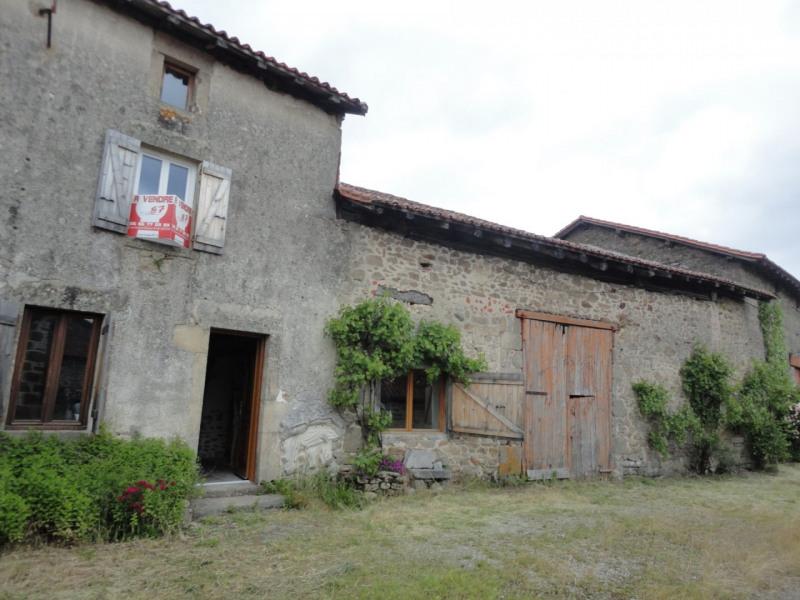 Vente maison / villa Cognac la foret 79500€ - Photo 12