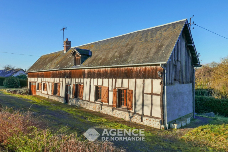Vente maison / villa Montreuil-l'argillé 118000€ - Photo 1