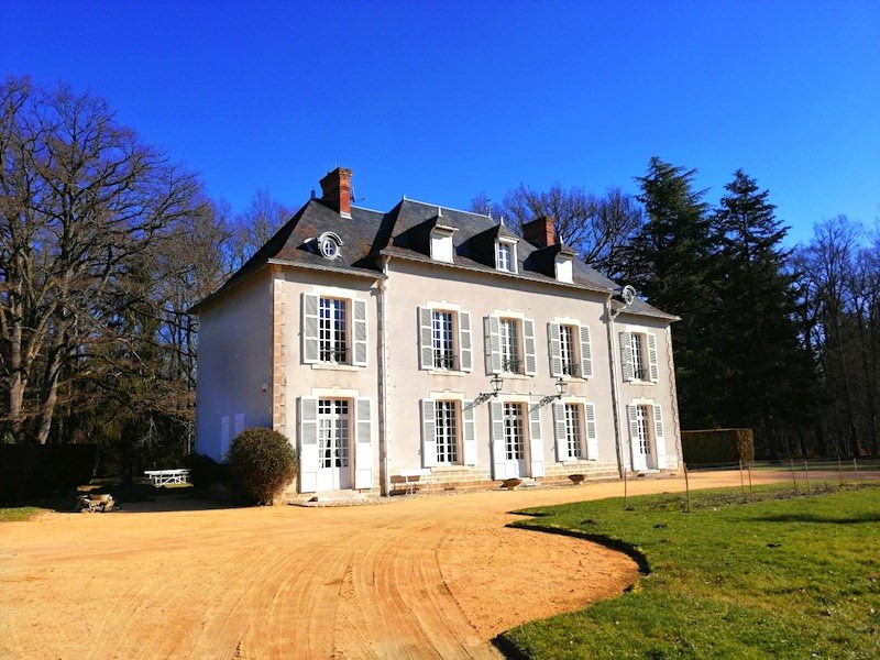 Vente maison / villa Vierzon 1550000€ - Photo 1