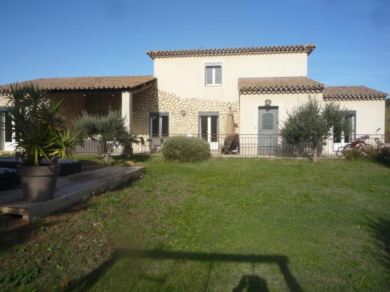 Sale house / villa Cairanne 367500€ - Picture 1