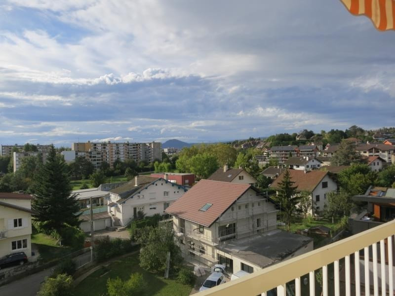 Vente appartement Annecy le vieux 386 000€ - Photo 2