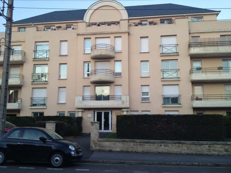 Location appartement Caen 386€ CC - Photo 1