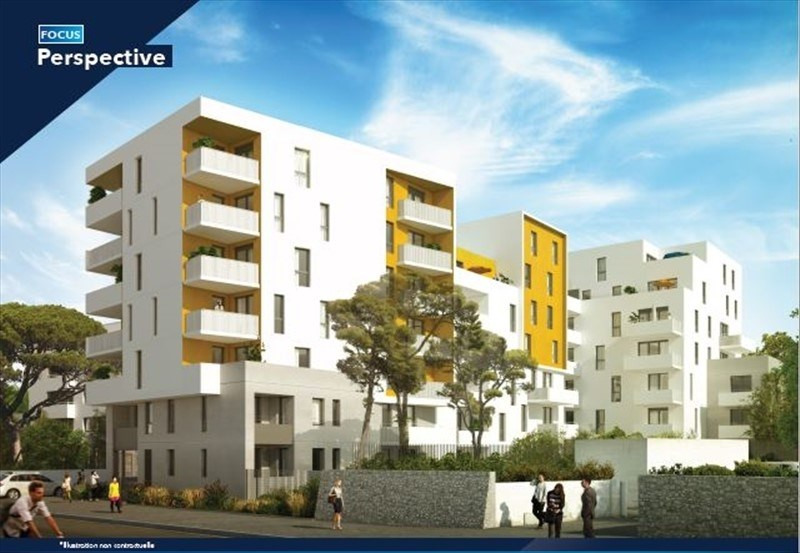 Sale apartment Montpellier 167 000€ - Picture 1