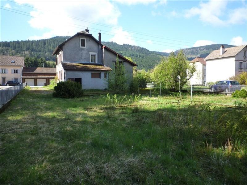 Sale house / villa Saulxures sur moselotte 76200€ - Picture 1