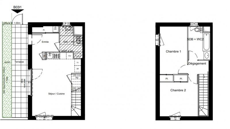 Vente maison / villa Bron 306000€ - Photo 3