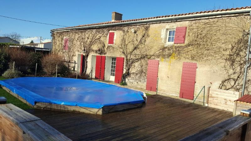 Sale house / villa St jean de liversay 349800€ - Picture 1