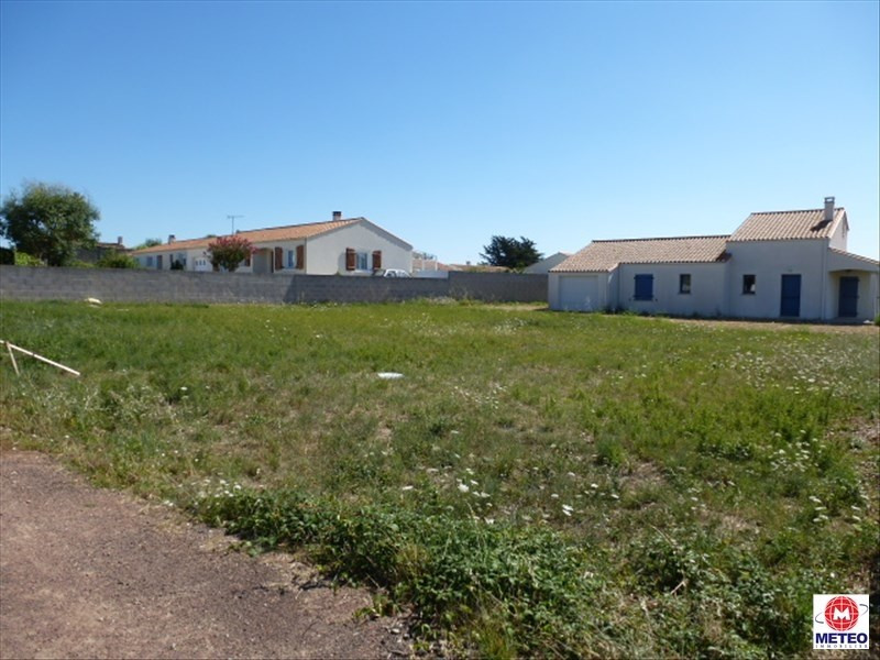 Verkauf grundstück Longeville sur mer 79600€ - Fotografie 3