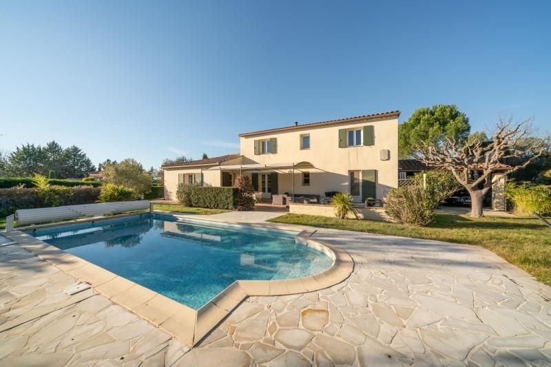 Vente maison / villa Eguilles 965000€ - Photo 2