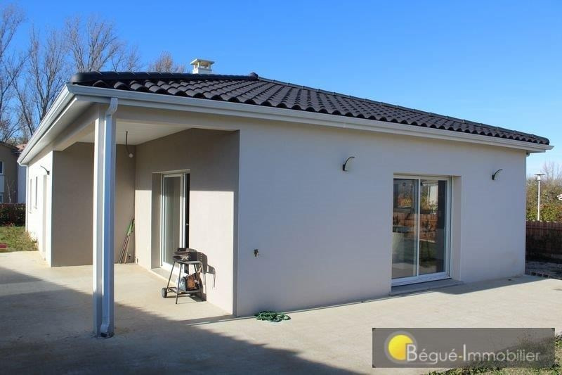 Sale house / villa L isle jourdain 282 000€ - Picture 1