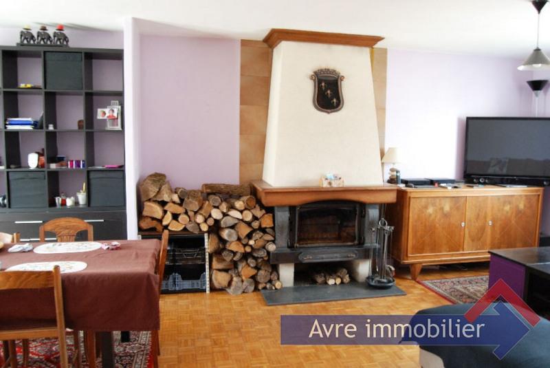 Vente maison / villa Verneuil d'avre et d'iton 165000€ - Photo 5