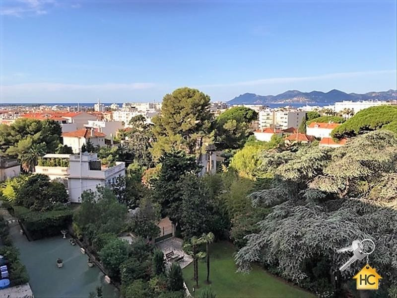 Vente appartement Cannes 286200€ - Photo 1