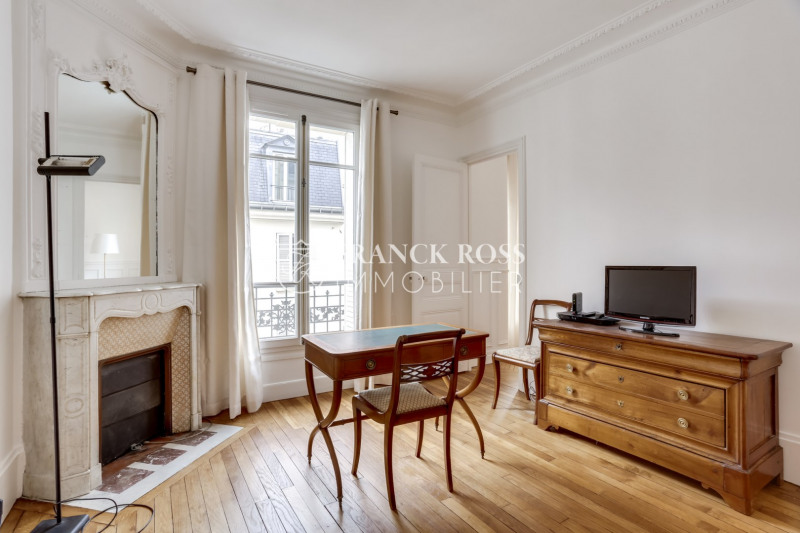Rental apartment Neuilly-sur-seine 1795€ CC - Picture 2