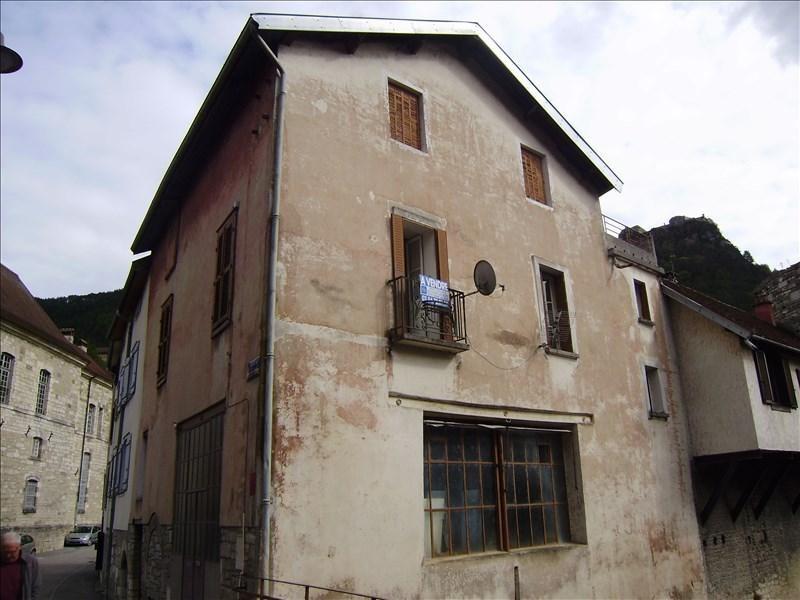 Vente maison / villa Salins les bains 75000€ - Photo 2