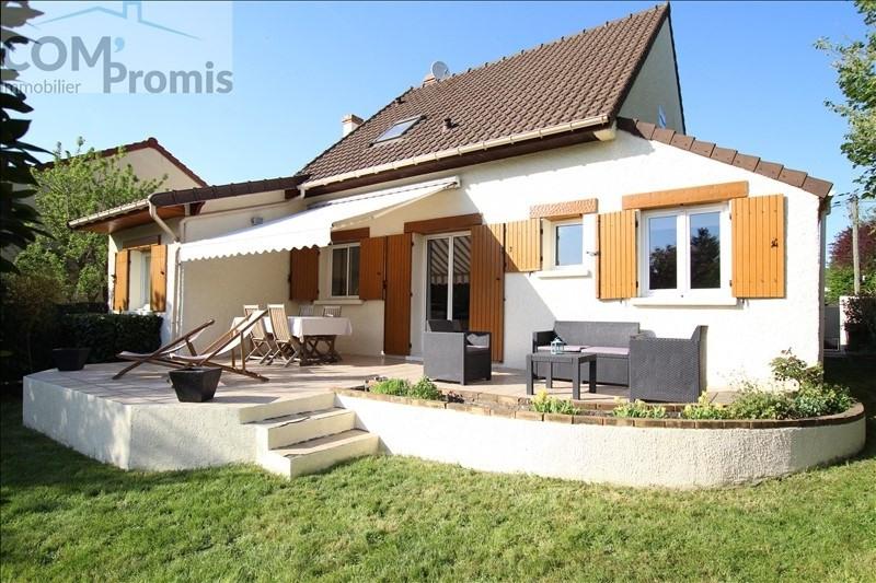 Sale house / villa La queue en brie 446900€ - Picture 9