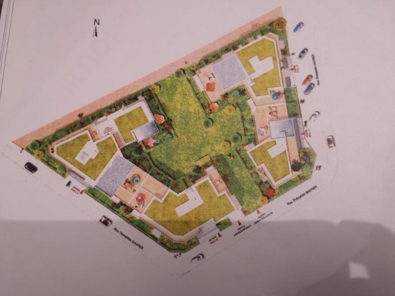 Deluxe sale apartment Villiers sur marne 158000€ - Picture 4