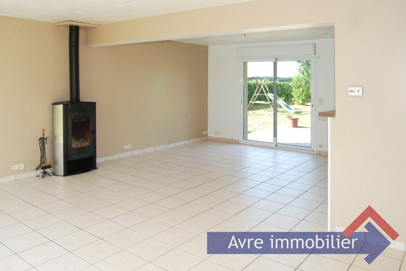 Sale house / villa Verneuil d avre et d iton 199500€ - Picture 2