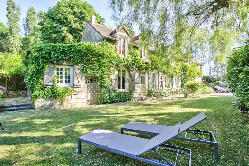 Revenda casa Boissy mauvoisin 544000€ - Fotografia 2