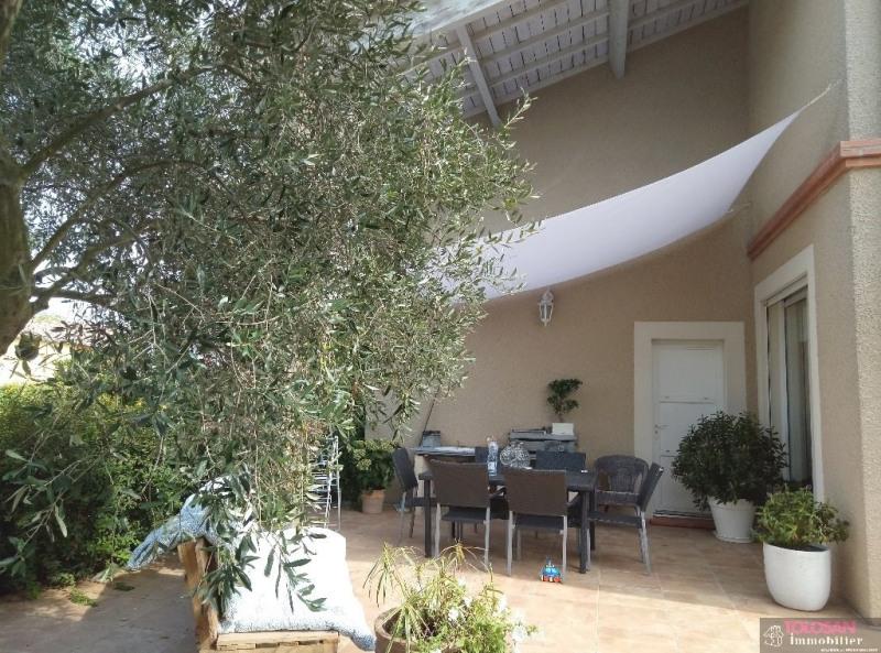 Sale house / villa Baziege 441000€ - Picture 4