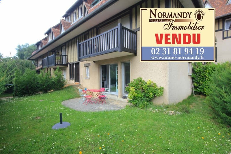 Vente appartement Villers sur mer 124 000€ - Photo 1