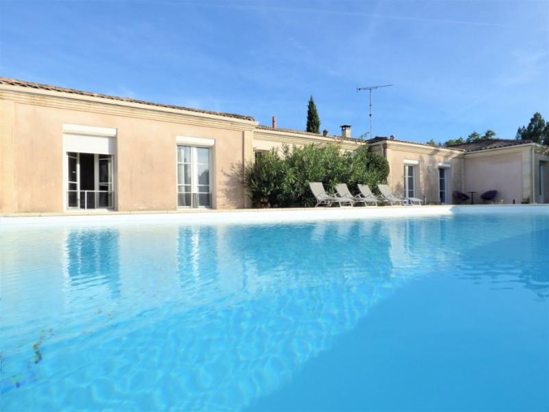 Vendita casa Coutras 428000€ - Fotografia 13