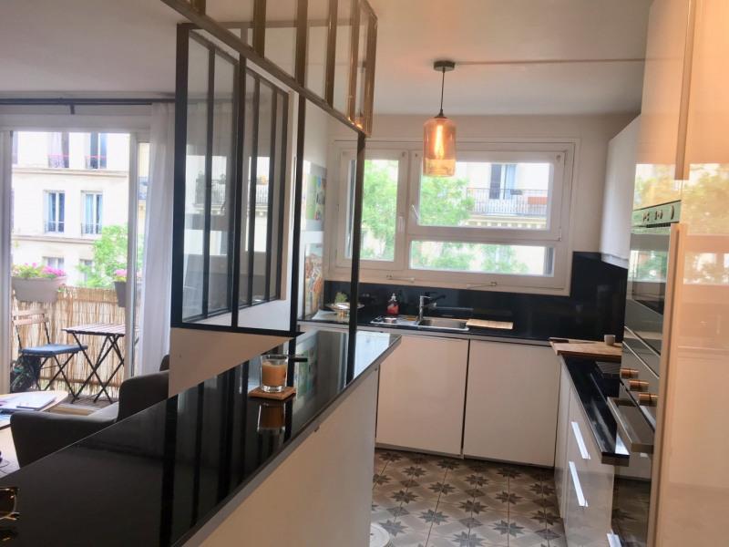 Sale apartment Paris 20ème 597000€ - Picture 3