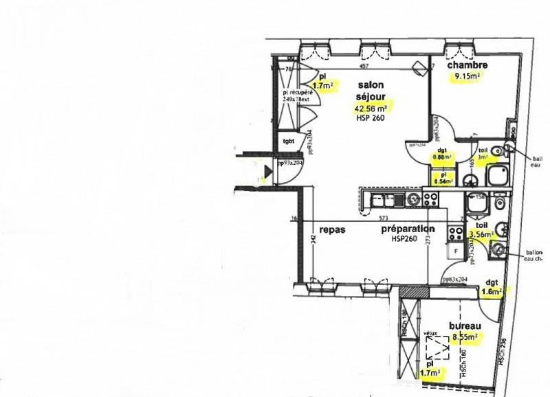 Alquiler  apartamento Agen 590€ CC - Fotografía 7