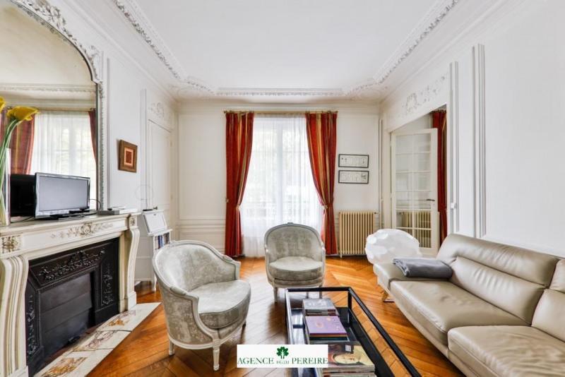 Vente de prestige appartement Paris 17ème 1420000€ - Photo 5