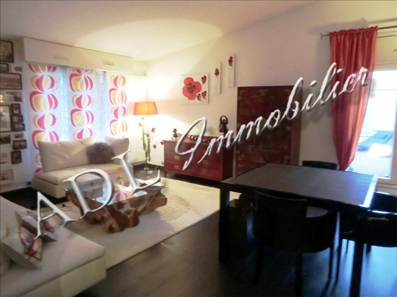 Sale apartment Coye la foret 432000€ - Picture 4