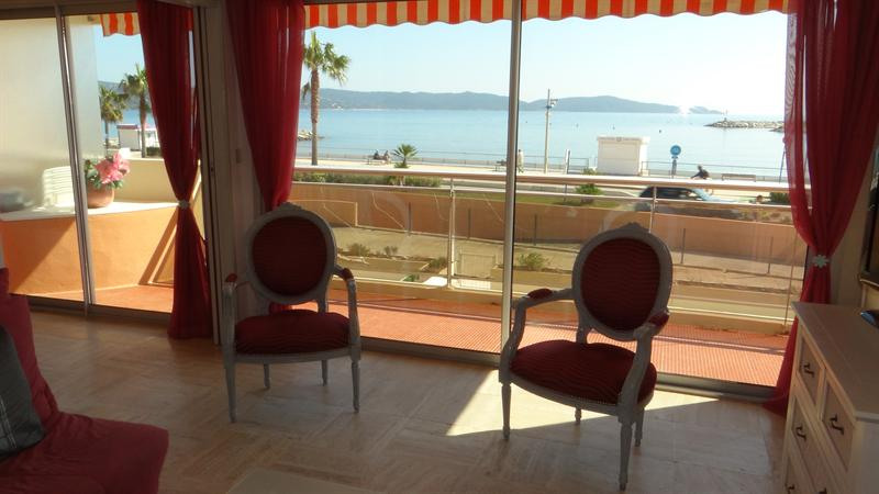 Vacation rental apartment Cavalaire sur mer 800€ - Picture 7