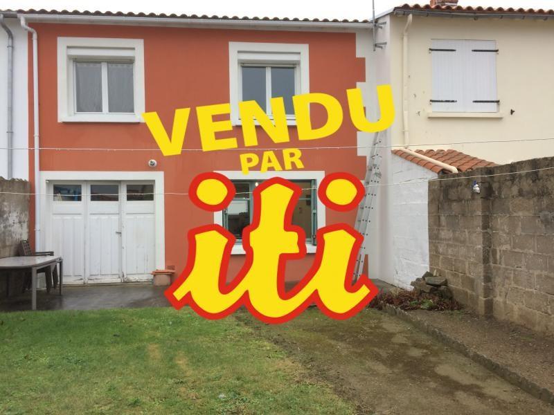 Vente maison / villa Les sables d'olonne 235000€ - Photo 1